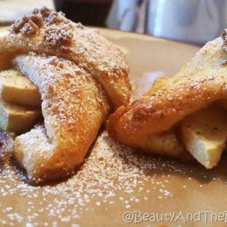 Apple Pie Crescent Rolls