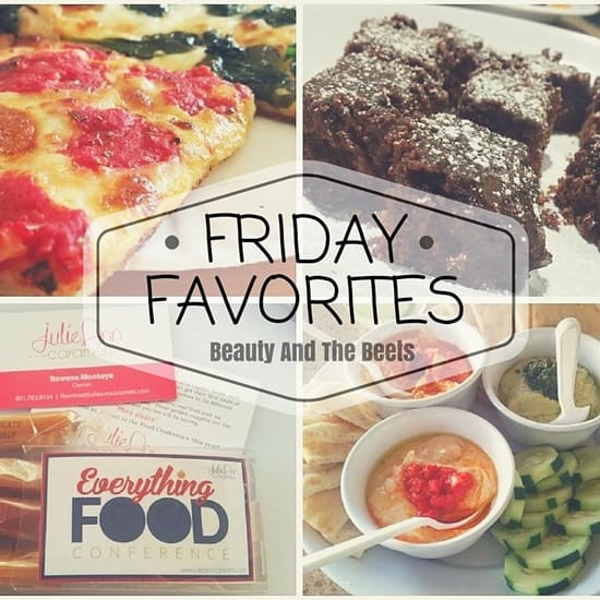 Friday Favorites Beauty and the Beets 2-26