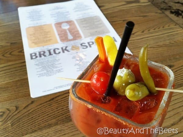 Brick and Spoon Bloody Mary Beauty and the Beets