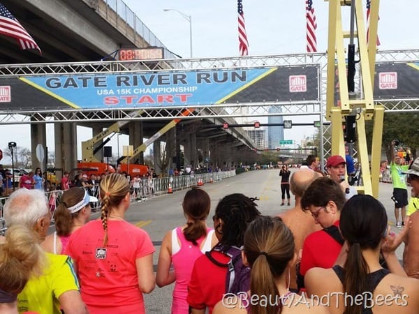 Start Gate River Run wave 3 Beauty and the Beets