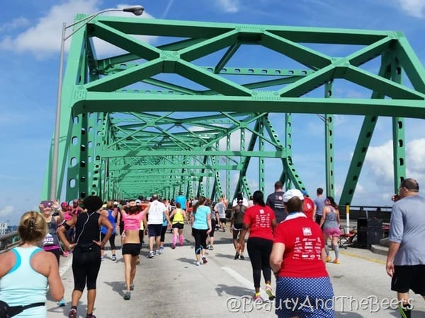 The Green Monster Gate River Run 2016 Beauty and the Beets