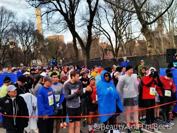 United Airlines NYC Half Marathon cold weather Beauty and the Beets