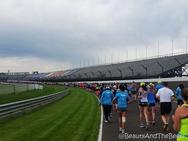 IndyMini 40th Indy Motor Speedway Beauty and the Beets