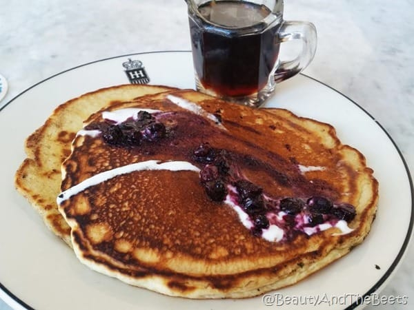 Plantain Griddle Cakes Ocho San Antonio Beauty and the Beets