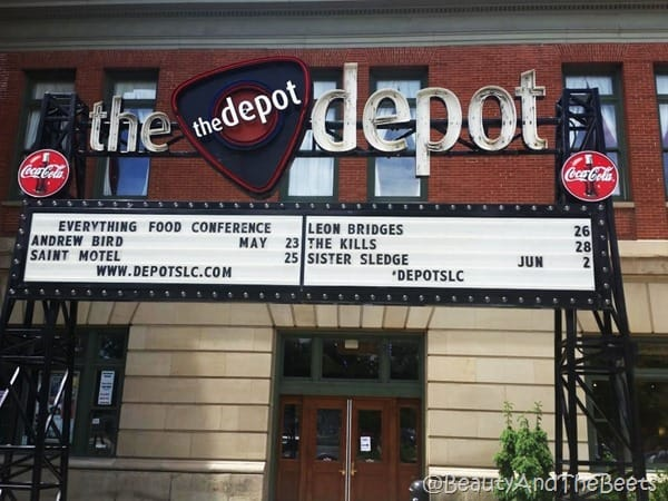 The Depot #EFC2016 Beauty and the Beets
