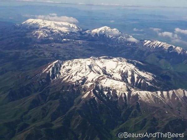 Wasatch Mountains #EFC2016 Beauty and the Beets