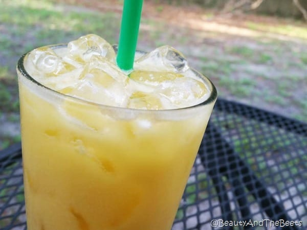 Starbucks Orange Drink copycat Beauty and the Beets