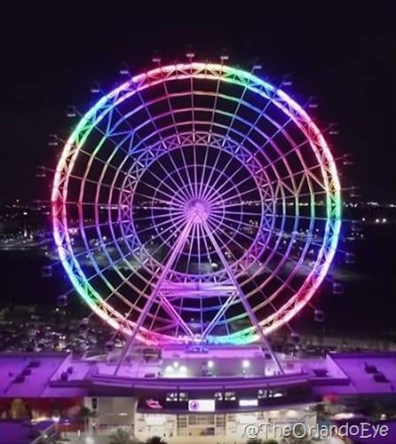 The Orlando Eye #OrlandoStrong