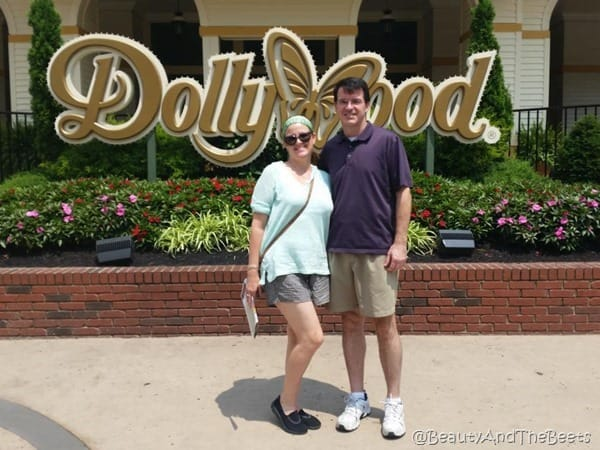 Dollywood Pigeon Forge Beauty and the Beets