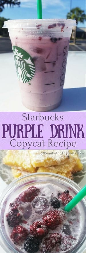 Starbucks Purple Drink copycat recipe Beauty and the Beets (2)