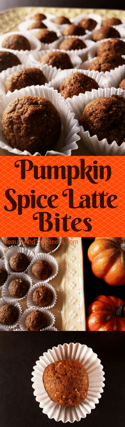 Beauty and the Beets Pumpkin Spice Latte Bites (1)
