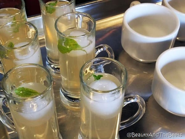 Mojito Iced Tea Dreamy Cakes Sanford Food Tours Beauty and the Beets