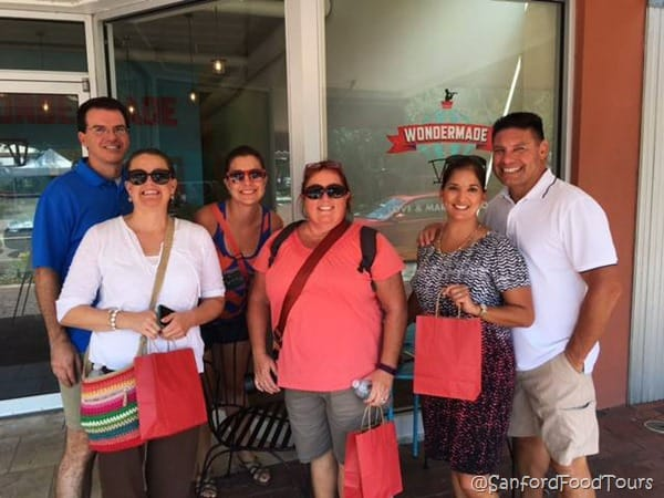 Sanford Food Tours Beauty and the Beets