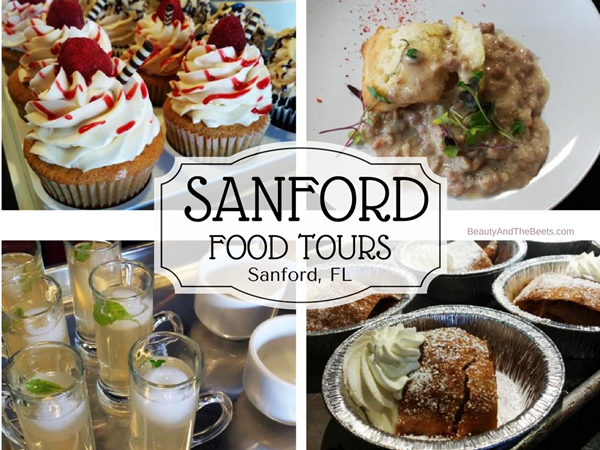 Sanford Food Tours by Beauty and the Beets
