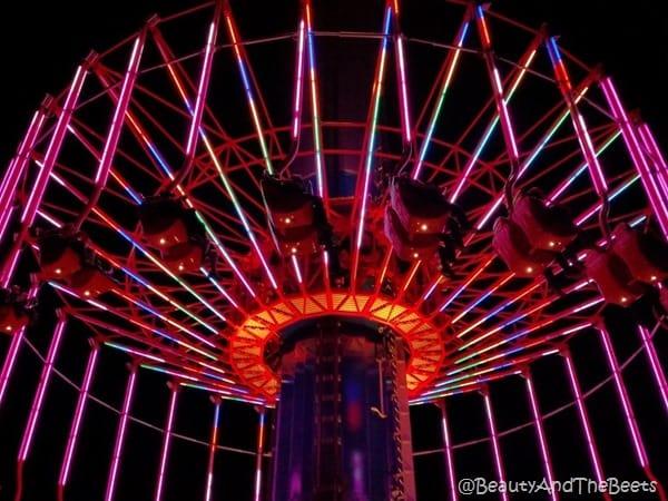 Swings at Cedar Point