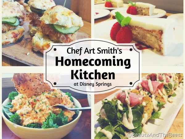 Homecoming Kitchen at Disney Springs Beauty and the Beets