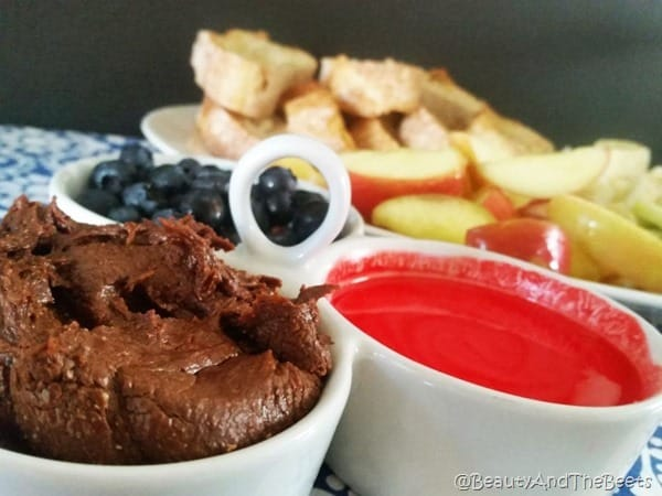 Chocolate Hazelnut Butter Beauty and the Beets (4)