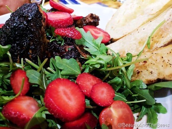 Half Roast Chicken OGGI Italian Davis Island Beauty and the Beets