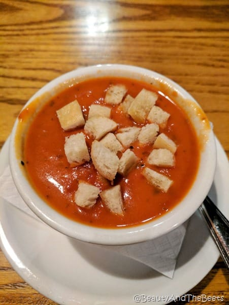 Tomato Bisque Soup Woodys Library Beauty and the Beets