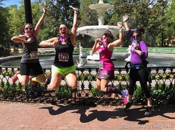 Jump 2017 Publix Savannah Womens Half Marathon Ambassadors