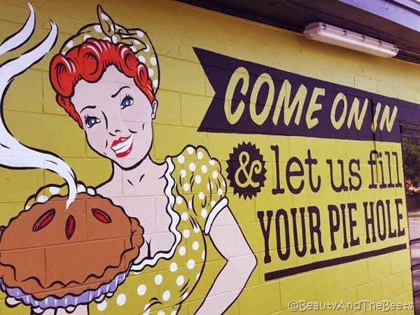 Let Us Fill Your Piehole Se7en Bites Bake Shop Beauty and the Beets