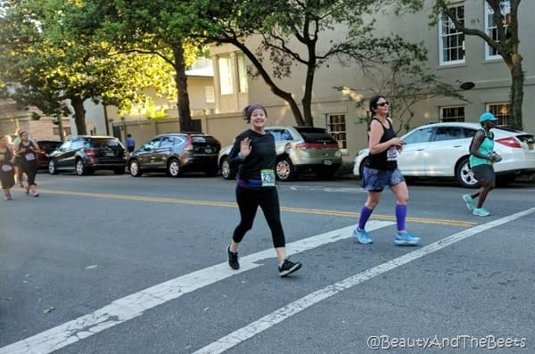 Run 2017 Publix Savannah Womens Half Marathon Beauty and the Beets