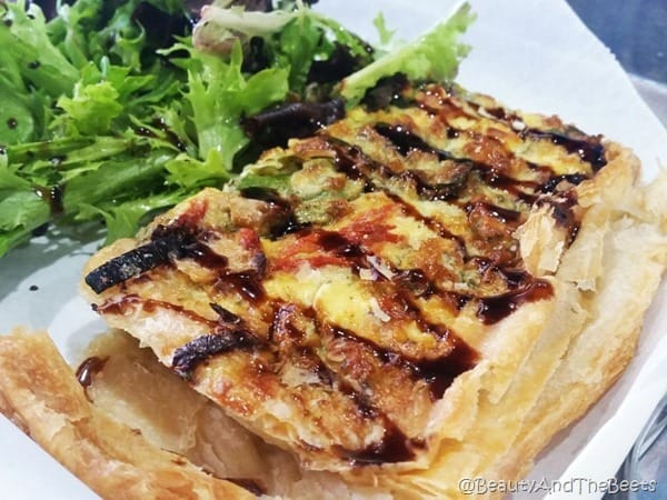 Vegetable Quiche Se7en Bites Bakery Beauty and the Beets