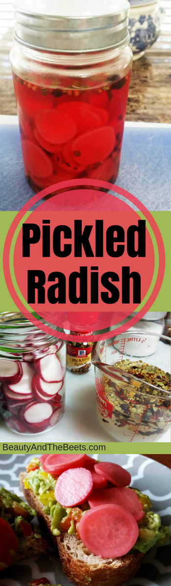 Pickled Radish by Beauty and the Beets (1)