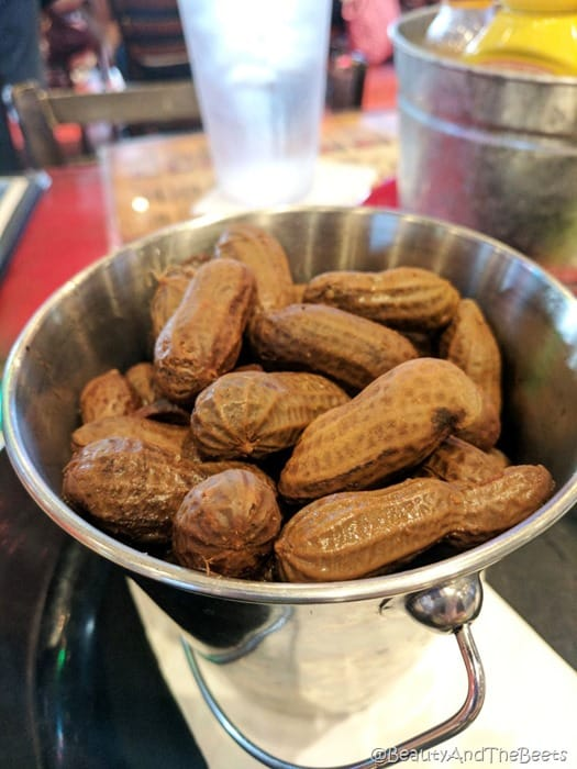 Cajun Boiled Peanuts Mojos Grill Beauty and the Beets