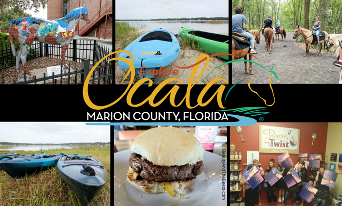 Ocala Marion County Beauty and the Beets