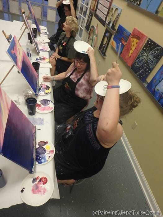 Painting with a Twist Ocala Beauty and the Beets (13)