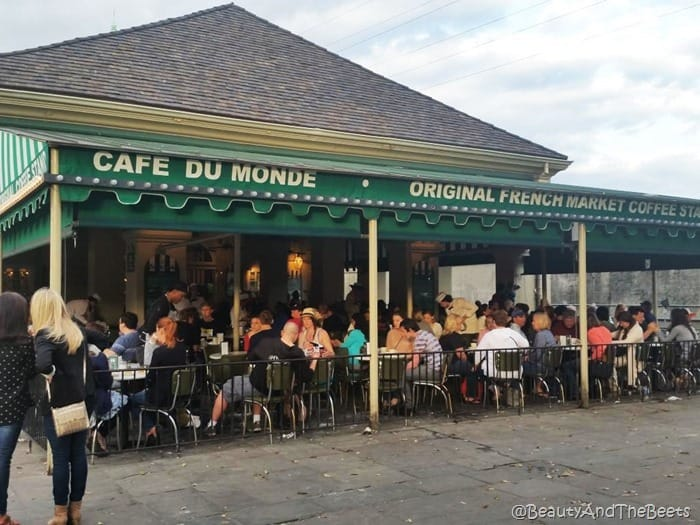Cafe du Monde French Market Beauty and the Beets