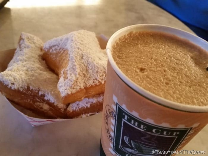New ORleans Beignets and Coffee Beauty and the Beets (6)
