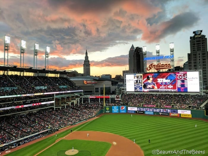 Sunset Progressive Field Beauty and the Beets 2