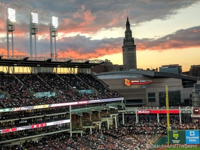 Sunset Progressive Field Beauty and the Beets 3