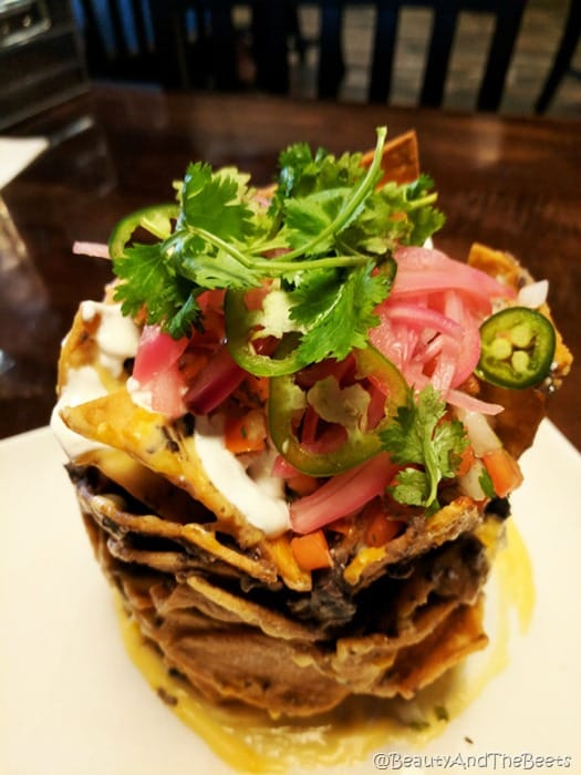 Trash Can Nachos Guy Fieris American Kitchen Villages Beauty and the Beets