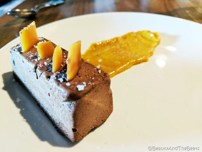 Chocolate Semifreddo Butcher and Bee Nashville Beauty and the Beets