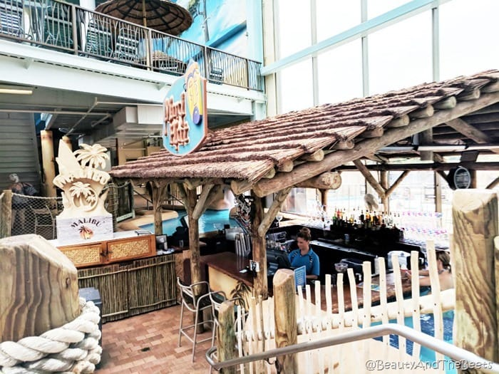 Mud Hut waterpark Kalahari Resort Sandusky Beauty and the Beets