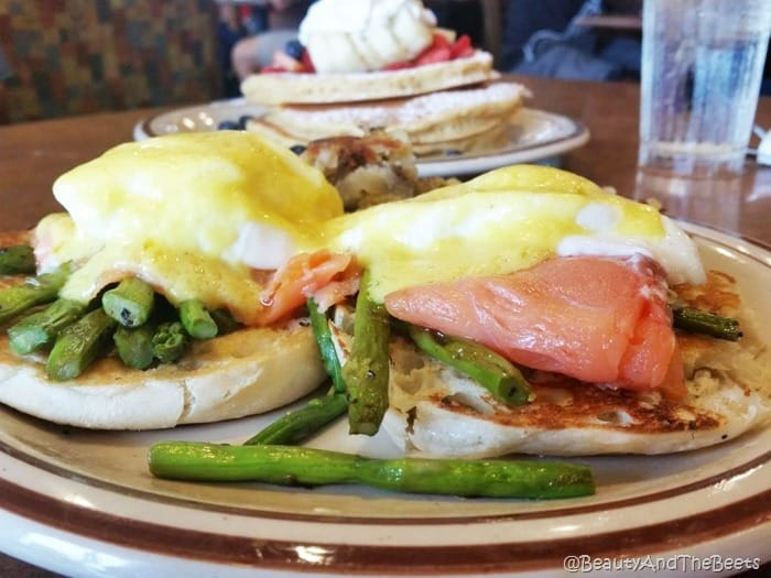 Norwegian Benedict Sunnyside Cafe Virginia Beach Beauty and the Beets