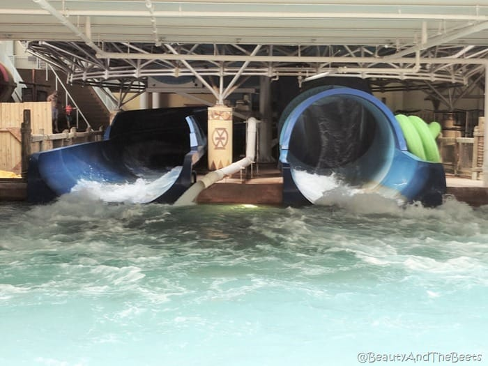 water tubes waterpark Kalahari Resort Sandusky Beauty and the Beets