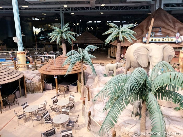 waterpark indoor Kalahari Resort Sandusky Beauty and the Beets