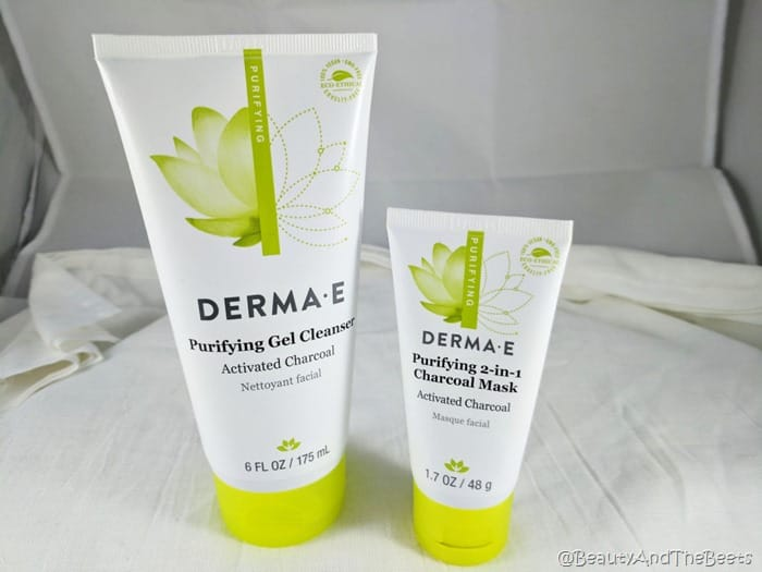 DERMA-E Charcoal Beauty and the Beets