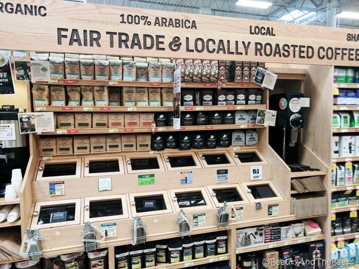 Fair Trade Coffee Earth Fare Beauty and the Beets