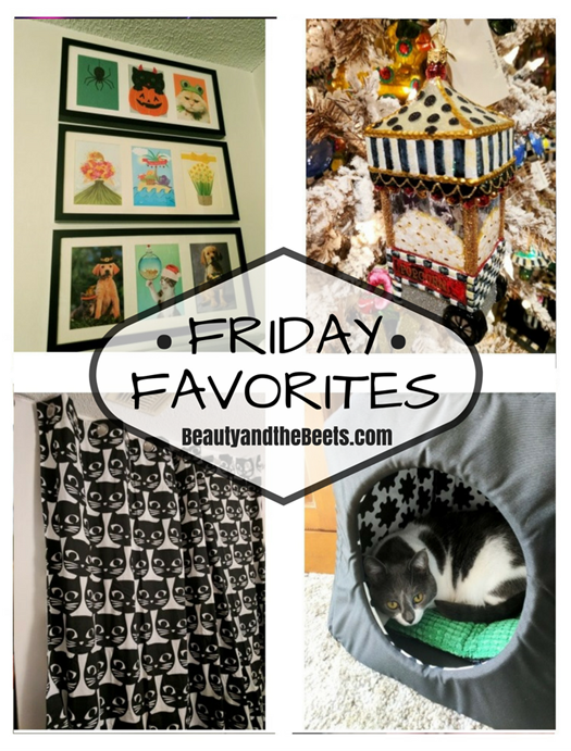 Friday FAvorites #87 Beauty and the Beets