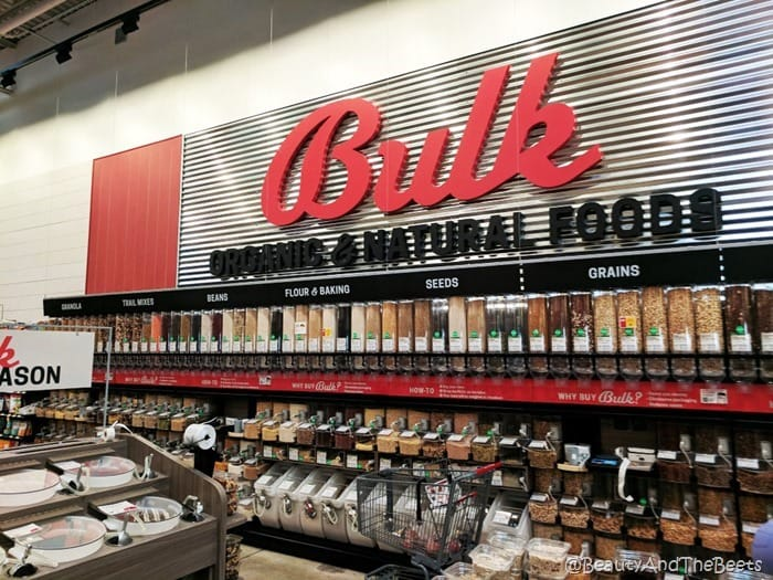bulk foods Earth Fare Beauty and the Beets