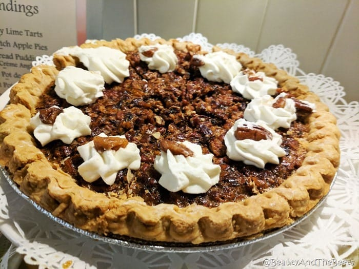 pecan pie Sea Pines Resort Thanksgiving Beauty and the Beets