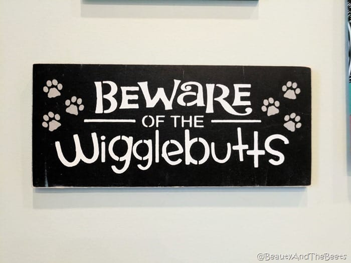 Beware of the Wigglebutts Beauty and the Beets
