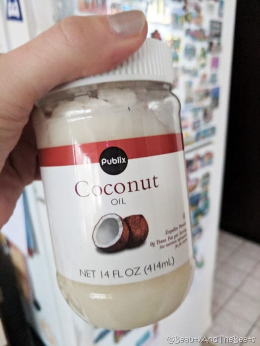 Coconut Oil Beauty and the Beets