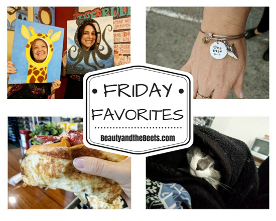 FRIDAY Favorites #90 Beauty and the Beets