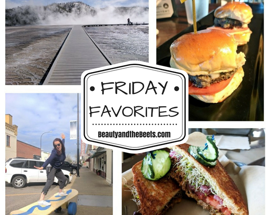 FRIDAY Favorites #91 Beauty and the Beets
